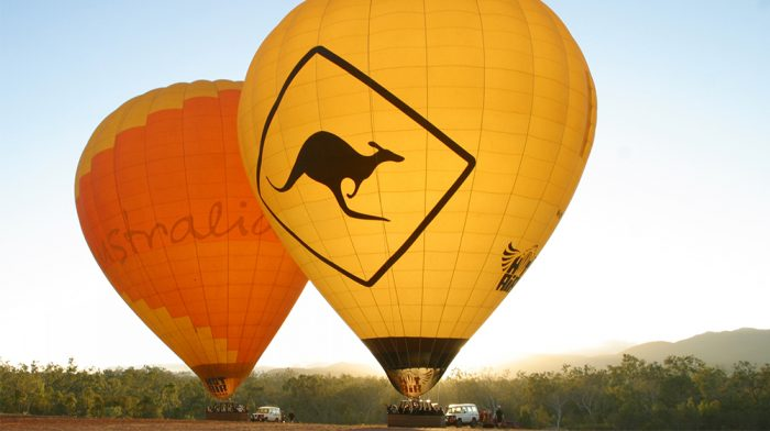 Hot Air Balloon Port Douglas